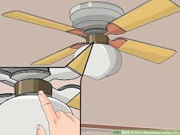 ceiling fan making humming noise image titled fix a squeaking ceiling fan step 4 ceiling fan