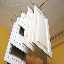 spray paint kitchen cabinetsBest 25 Spray paint cabinets ideas on Pinterest  Diy bathroom