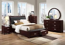 homelegance lyric platform bedroom set  dark espresso bncbed