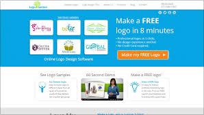 26 best logo maker generator feedtip logo garden
