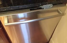 bosch dishwasher installation. Unique Dishwasher Bosch Dishwasher Rolled Up Towel Inside Dishwasher Installation