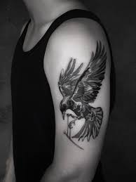 Tattoo Uploaded By Nick The Crow Raven Dark Crow
