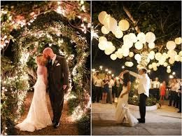 rustic wedding lighting ideas. Rustic Lights Wedding Decor Ideas Lighting G