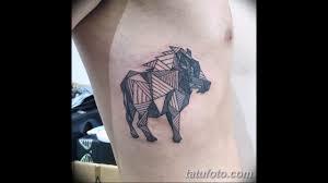 значение тату кабан коллекция интересных рисунков татуировки на фото