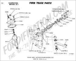 ford truck technical drawings and schematics section c steering Ford Ignition System Wiring Diagram ford truck technical drawings and schematics section c steering systems and related components