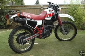 yamaha xt600 gallery clic motorbikes