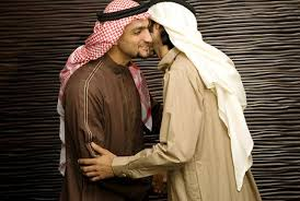 gay men in tortured mudered according to human rights watch two saudi men doing the traditional greeting in violence has intensified against men