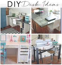 awesome diy desk ideas from finding