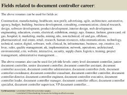 Inventory Controller Resumes Resume Document Controller Construction