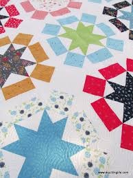 New Patterns   Starburst & Focal Point   A Quilting Life - a quilt ... & I had a lot of fun mixing and matching different colors and prints from.  Creekside for this quilt...and an extra bonus is that it goes together  quickly with ... Adamdwight.com