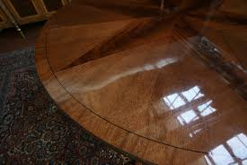 razor thin finishes are ideal for mahogany tables look carefully and you will see the wood grain