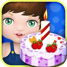 Amazoncom Baby Birthday Cake Maker Cooking Games Appstore For