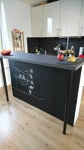 Ikea Billy Tresen Kücheninsel selfmade DIY Ideen