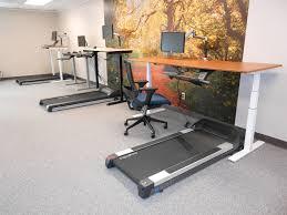 standing desk treadmill