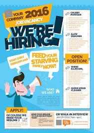 The Flyer Ads Hiring Flyer Template Hiring Flyer Template Employment Agency Jobs