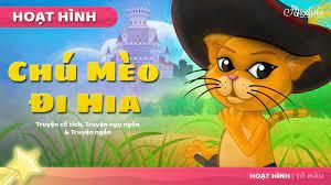 Chú Mèo Đi Hia câu chuyện cổ tích - Truyện cổ tích việt nam - Hoạt hình -  YouTube