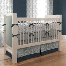 appealing good baby deer crib bedding sets beds design ideas image of trend lab rail cover