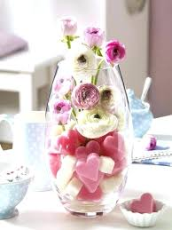 flower vase decoration ideas cool decorate vases table decoration idea valentines day project glass vase decorative