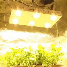 Cree Cxb3590 Grow Light 600w Led Plant Grow Light Full Spectrum Dimmable Cree Cob Cxb3590