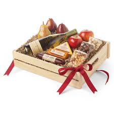 holiday gift guide hickory farms sweet and savory gift box honey lime