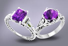 Amethyst Color Chart A Buyers Guide To Amethyst Qualities Natural Aaa Vs Aa Vs A