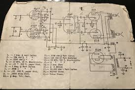 microphone preamp schematic diagram rca receiving tube manual c 1964 deluxe models microphone preamp schematic diagram rca receiving tube manual c 1964