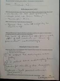 Teacher Personal Action Plans: Formative Assessment   Pbas R-12 ...