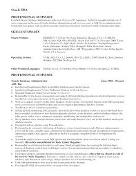 Java Programmer Cover Letter Oracle Programmer Analyst Resume ...