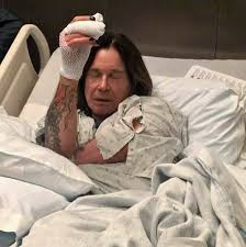chorus all the young dudes (hey dudes) carry the news (where are you?) Ozzy Osbourne 70 Admits He S Lucky To Be Alive After Wild Rock N Roll Lifestyle Featuring Drug Overdoses And Quad Bike Crash
