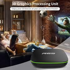 Wechip <b>R69 Smart</b> Android 7.1 <b>Tv Box</b> 1Gb 8Gb Allwinner H3 Quad ...