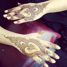 back hand mehndi designs idea by sa