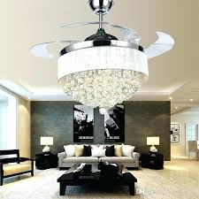 white chandelier ceiling fan style ceiling fans modern chrome crystal led ceiling fans invisible blades white chandelier ceiling fan white chandelier