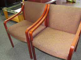 office furniture guest chairs. Cherry Framed Guest Chair Office Furniture Chairs N