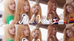Red Velvet Ice Cream Cake Unofficial Lyrics Its New Pleasure