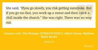 The Stranger Quotes Magnificent Finally Read Albert Camus's Novel The Stranger Existentialism