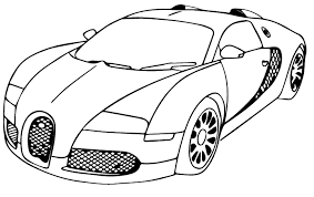 Small Picture Bugatti Coloring Pages Free Bugatti Coloring Pagespng Pages