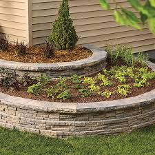 garden retaining wall blocks