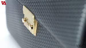 Cặp da Công sở đựng laptop cao cấp khóa vàng MontBlanc 10053 Đen | cặp da  công sở cho nam mới về - MenZ Leather - Cặp túi xách nam da thật,