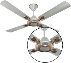 havells leganza 1200mm ceiling fan bronze and gold with four sd settings