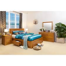 luxury king size bed. CLAREMONT TASSIE OAK LUXURY KING SIZE BEDROOM SUITE | Wood World Furniture Luxury King Size Bed