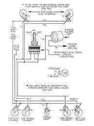 ford turn signal wiring diagram with blueprint 1951 wenkm com yamaha golf cart turn signal wiring diagram ford turn signal wiring diagram with blueprint