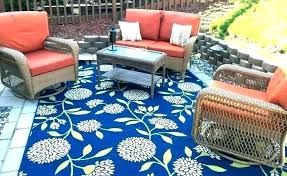 indoor outdoor rugs target 8 x outdoor rug blue navy round rugs target patio mesmerizing