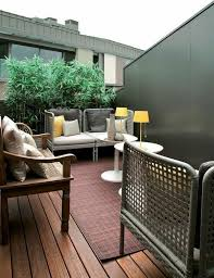 Yellow - gray design Modern terrace design - 100 images and creative ideas