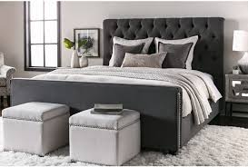 california king bed headboard. Image Of: Style California King Tufted Bed Headboard