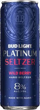 bud light platinum light beer brewed