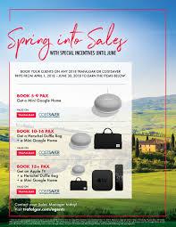 Incentive Flyer Aws Campaign Trafalgar Canada Sales Manager Resource Portal