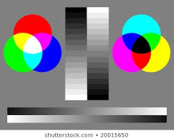 Grayscale Test Chart Grayscale Test Chart Images Stock Photos Vectors