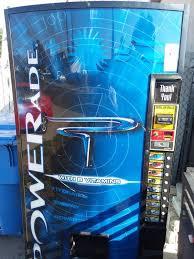 Powerade Vending Machine Cool Powerade Intellavend 48 Coin Or Dollar Bill Operated Vending