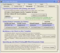 Job Tracker Template Job Tracker Tt Creating Templates