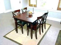 dining room rugs size under table dining room rugs under table rug placement common size round